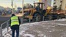 149 машин очищают челябинские дороги отснега