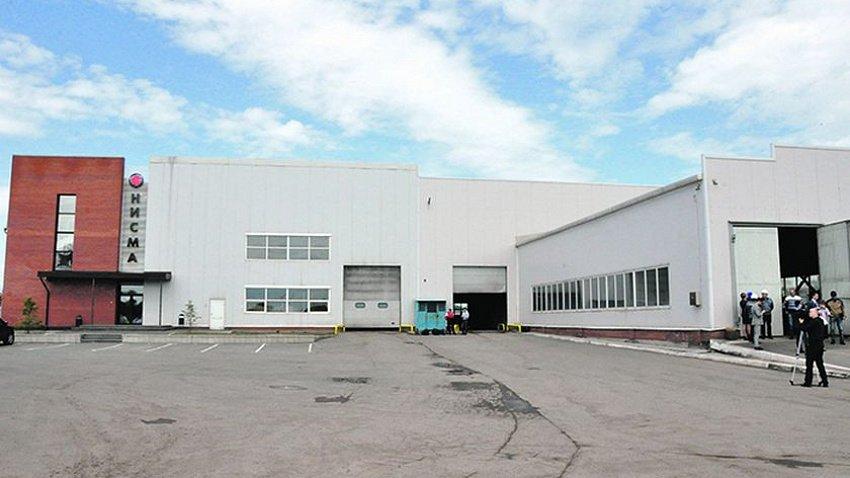 Завод «Нисма» в Копейске выставили на продажу