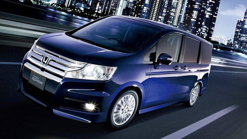 Обзор популярного минивэна «Хонда Степвагон»
