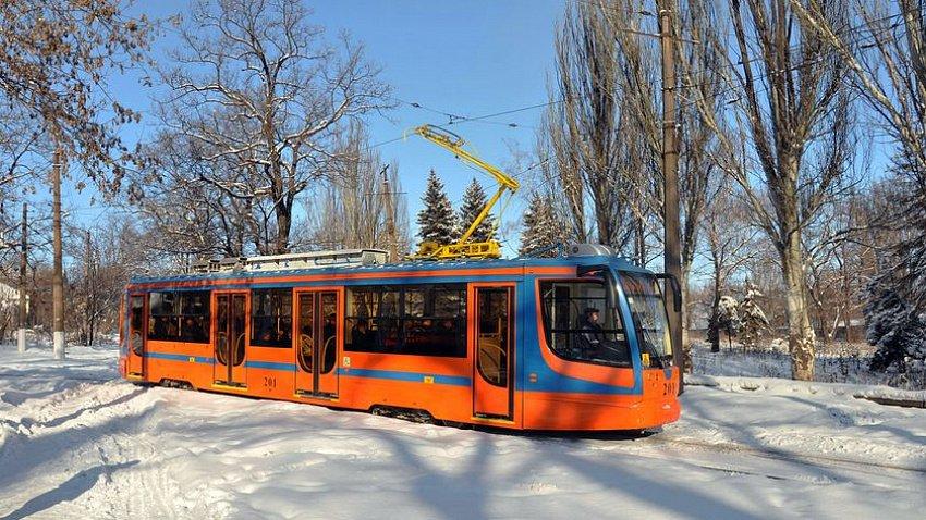 В 2021 году для Челябинска планируется купить 54 трамвая
