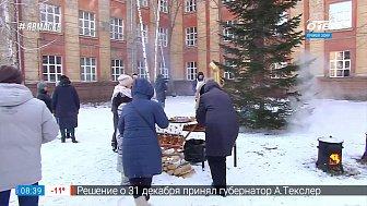 Сюжет «Фестиваль Уральской кухни» — «Сто лет в обед»