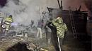 Житель Магнитогорска успел спастись изгорящего пансионата дляпрестарелых вБашкирии