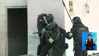 Бойцы ОМОН уничтожили террористов