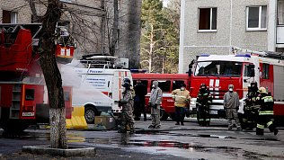 В Челябинске создадут новую комиссию повзрыву кислородной станции ГКБ№2