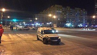 В Челябинске за сутки в ДТП пострадали три пешехода