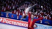 В Челябинске стартовал чемпионат России пофигурному катанию. Большой фоторепортаж