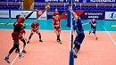 Мужской волейбольный клуб «Динамо» из Челябинска обыграл «Тюмень»