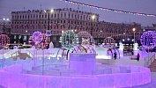 Космический ледовый городок открылся вЧелябинске