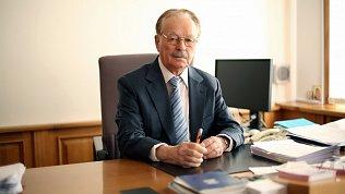 В Челябинске умер старейший банкир Михаил Братишкин