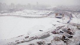 Мэрия Челябинска найдет нового подрядчика для строительства набережной в историческом центре