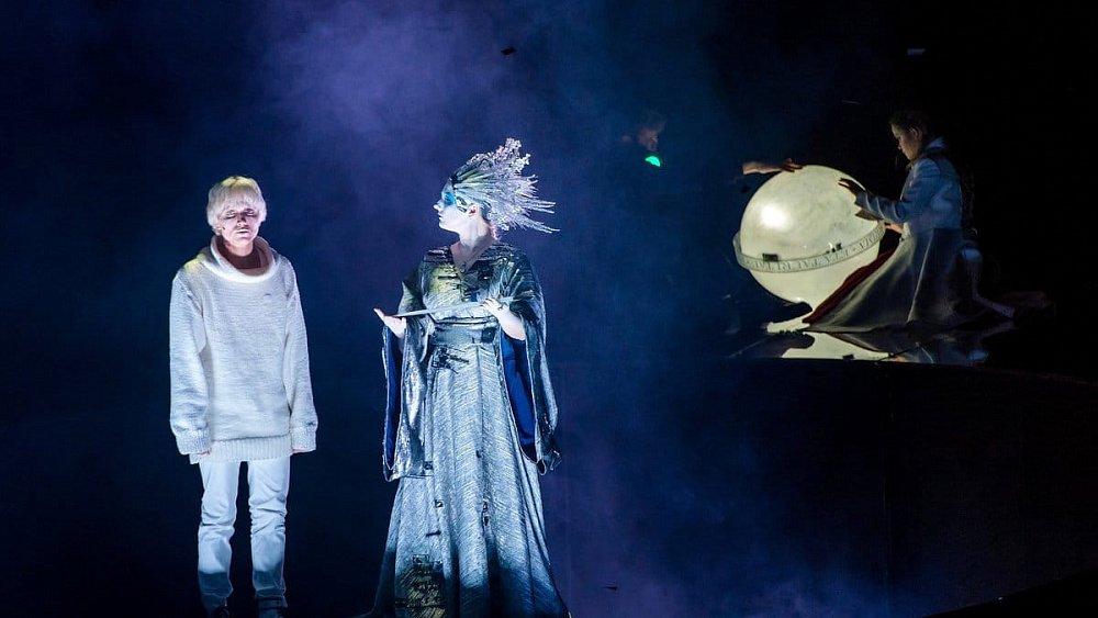 «Снежная королева» втеатре драмы и еще 30событий для детей вканикулы