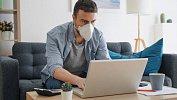 Около 20%компаний сохраняют дистанционный режим работы из-за COVID-19