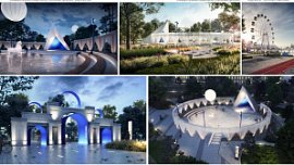 Аукцион по благоустройству парка Томина в Троицке снова не состоялся