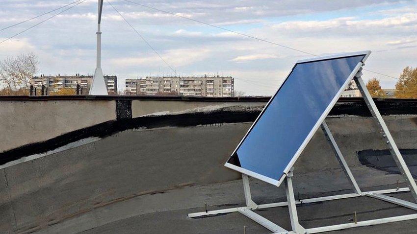В Челябинске начали производить альтернативные источники энергии