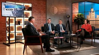 Текслер выступил на Гайдаровском форуме