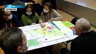 В Челябинске создают концепцию парка Гагарина