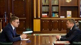 Президент «Опоры России» поблагодарил Алексея Текслера за помощь бизнесу