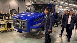Грузовые автомобили «Урал» могут начать собирать на юге Казахстана