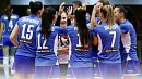 Челябинские волейболистки проиграли своим соперницам изКрасноярска