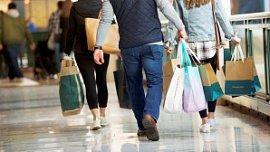 Посещаемость торговых комплексов Челябинска за год упала почти на треть