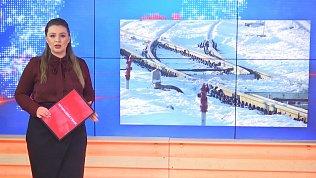 Утечка опасного газа произошла на станции Челябинск-Главный
