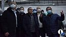 «Мощности хватит»: Владимир Якушев и Алексей Текслер посетили насосно-фильтровальную станцию вОзерске