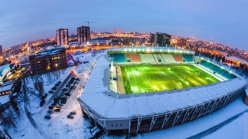 Главное контрольное управление региона проверит благоустройство стадиона «Центральный»