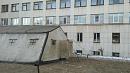 В Миассе свернули военную палатку, где горожане грелись вочереди наКТ