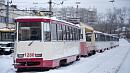 Женщина, попавшая под трамвай вЧелябинске, получила травмы