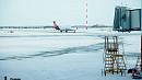 В аэропорту Челябинска сборта самолета сняли курильщика