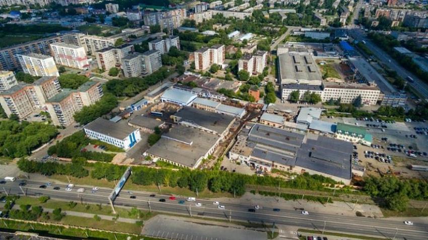 «Легион» построит жилой комплекс на месте первой промплощадки «Конара»
