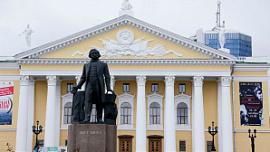 Минкульт прокомментировал замену гранита при реставрации оперного театра в Челябинске