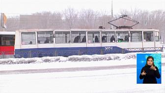 Пассажир трамвая обстрелял подростков