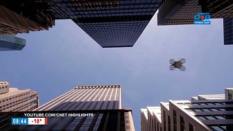 Инспектор гаджет — Летающий кадиллак