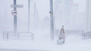 Ураган пришел наЮжный Урал сзапада