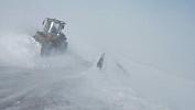206 единиц техники расчищают снежные заносы по всей Челябинской области