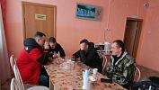 В Октябрьском районе в пунктах временного пребывания остаются сорок человек
