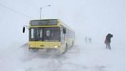 Из-за непогоды в Челябинске перенесли часть междугородних автобусных рейсов
