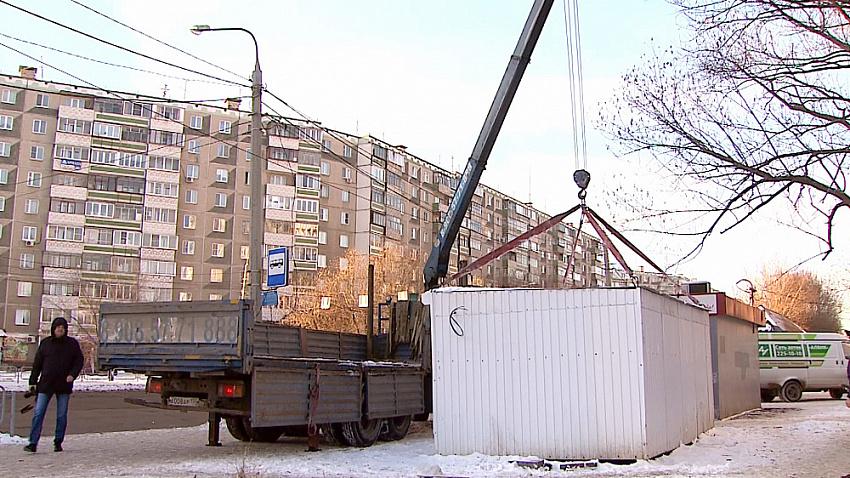 УФАС признало незаконным порядок сноса ларьков в Челябинске