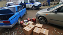 Челябинские полицейские задержали подозреваемого внезаконном обороте немаркированных сигарет