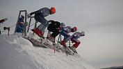 Два южноуральских спортсмена вошли всостав сборной России наКубок мира пофристайлу вМиассе