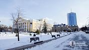 В Челябинской области снова похолодает до-28°C