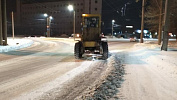 Дорожники ликвидируют колейность и накат счелябинских дорог