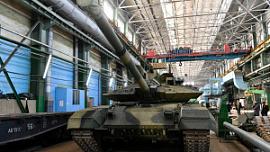 Танки «Прорыв» с челябинскими двигателями отправлены в российские войска