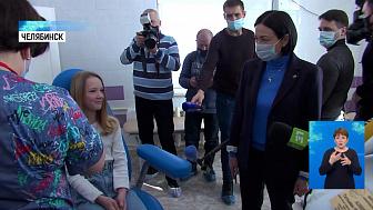 Наталья Котова проверила ремонт больницы