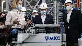 В индустриальном парке «Малая Сосновка» реализуют инвестпроекты на 4 млрд рублей