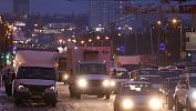 В Челябинске вновь семибалльные пробки