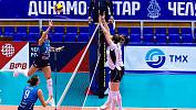 Челябинские волейболистки сыграют ссоперницами изМосквы
