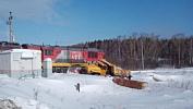 В Челябинской области поезд столкнулся сгрузовым автомобилем