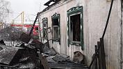 В Челябинске на пожаре погибли два человека